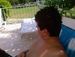 havuz başı :)