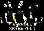 avenged sevenfold..